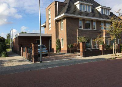 Aanbouw woning Den Haag