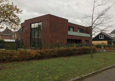 Nieuwbouw villa Vroondaal