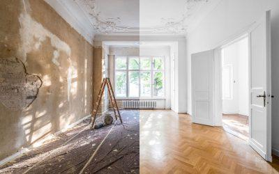 Transformaties en renovaties