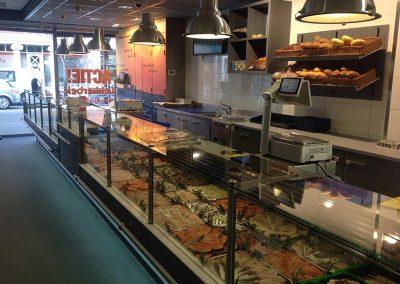 Seafood restaurant Den Haag